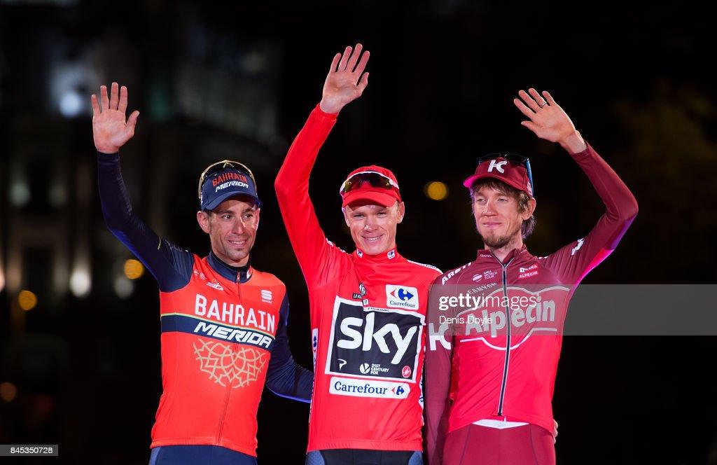 Vuelta a Espana - Stage 21 : ニュース写真