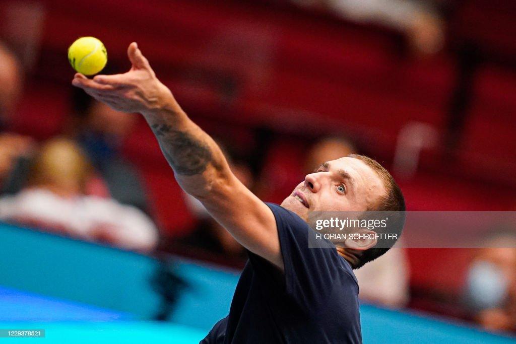 TENNIS-ATP-AUT : News Photo