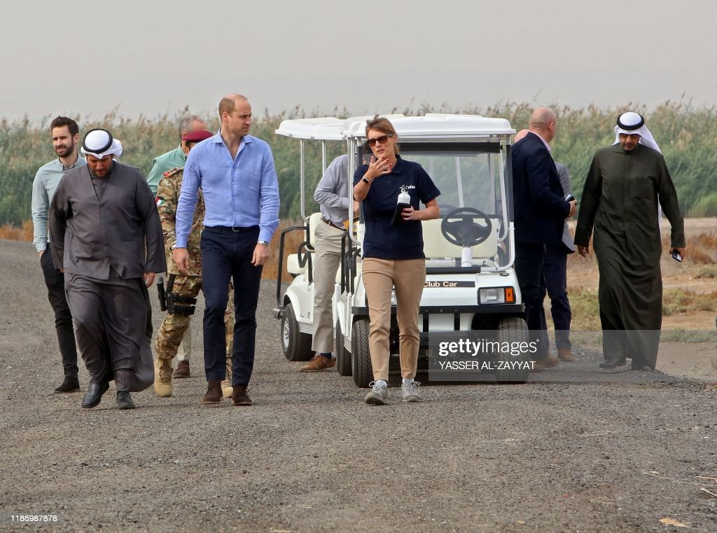KUWAIT-BRITAIN-ROYALS-DIPLOMACY : News Photo