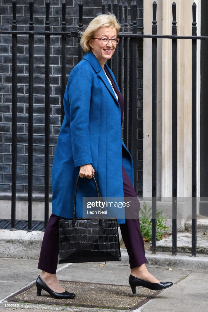 Theresa May Holds Cabinet Meeting Ahead Of Tomorrow's Florence Brexit Speech