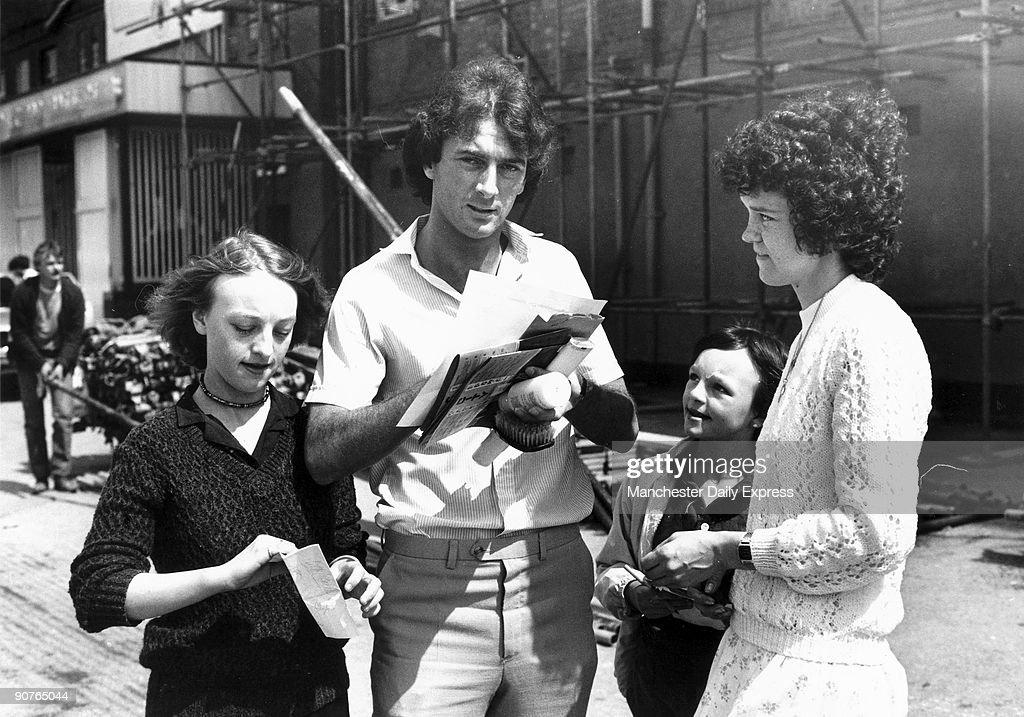 Trevor Francis, 10 May 1982. : News Photo