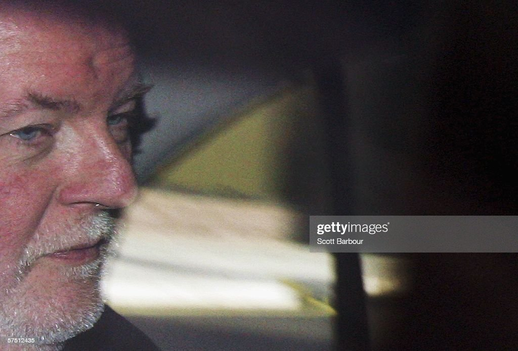 Britain's Home Secretary Charles Clarke arrives at the Home Office on May 2, 2006 in London, England. Clarke is facing increasing pressure to resign after it was revealed foreign criminals who had been recommended for deportation had remained in the UK.