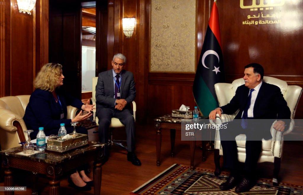 LIBYA-BRITAIN-DIPLOMACY : Nieuwsfoto's