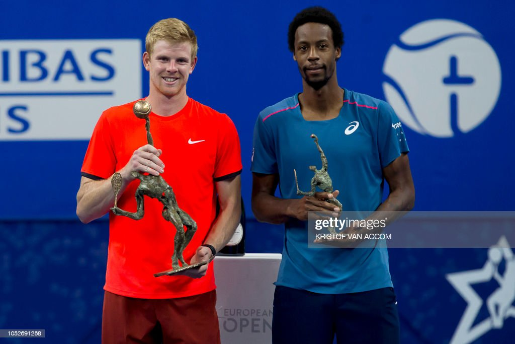 TENNIS-EUROPEAN-OPEN-ATP : News Photo