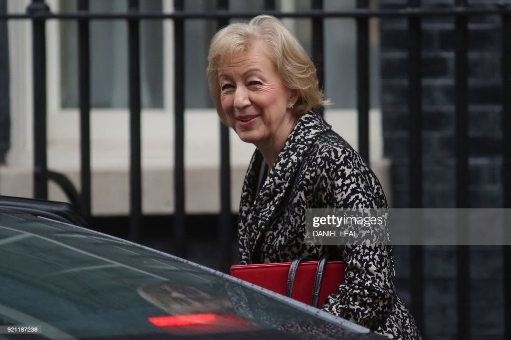 Ministers Meet For Cabinet In Downing Street