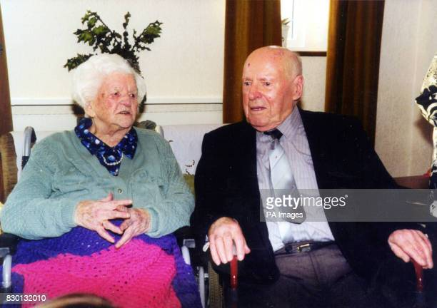 Britain's longest married living couple who have earned a place in the Guiness Book of Records Michael and Catherine Brady who were married on 29...