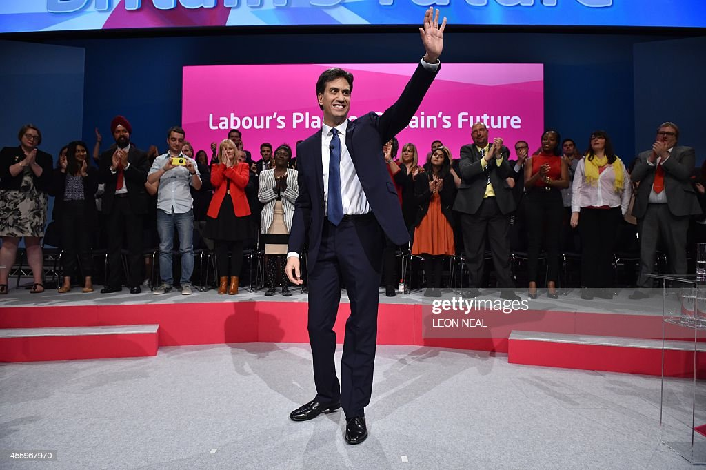 BRITAIN-POLITICS-LABOUR : News Photo