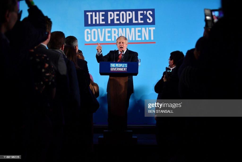BRITAIN-VOTE-BREXIT : News Photo