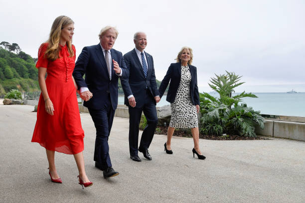 GBR: UK Prime Minister Meets With US President Ahead Of The G7 Summit
