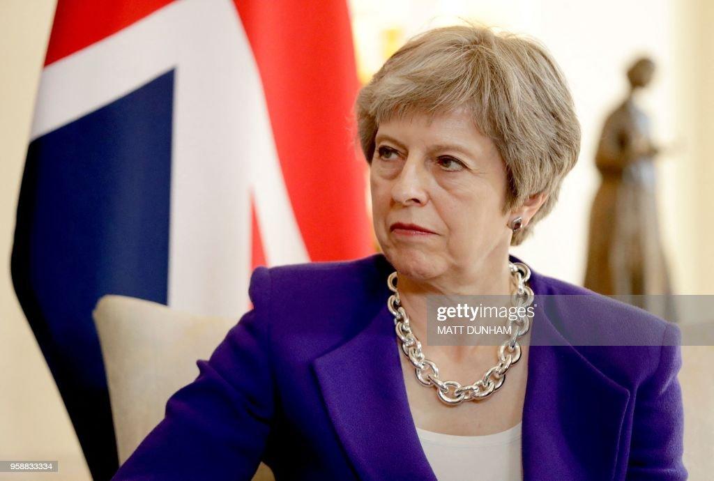 BRITAIN-TURKEY-DIPLOMACY : News Photo