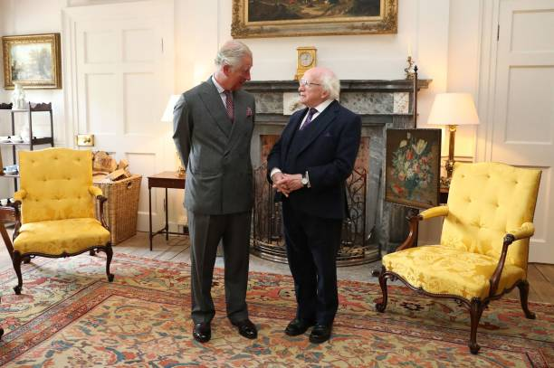 Image result for prince of wales and md higgins