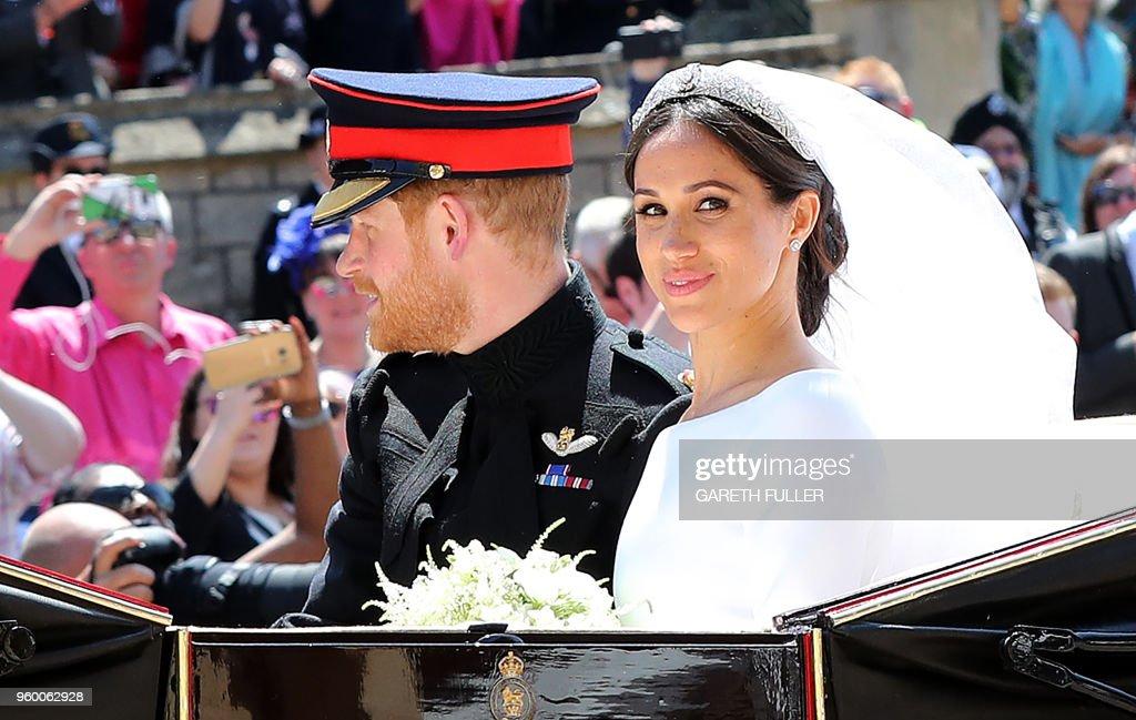 Royal Wedding: Most Beautiful Photos