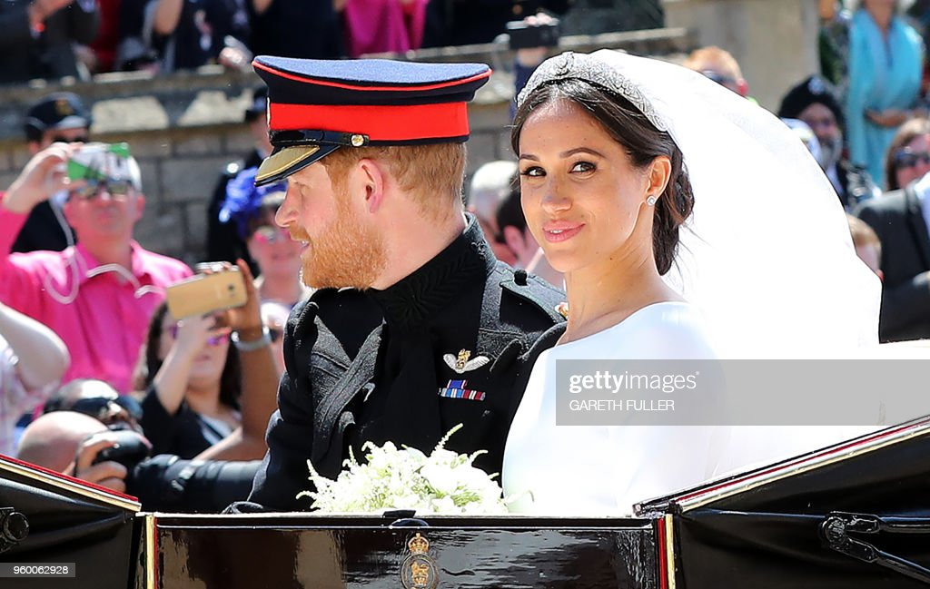 Royal Wedding: Most Beautiful Photos