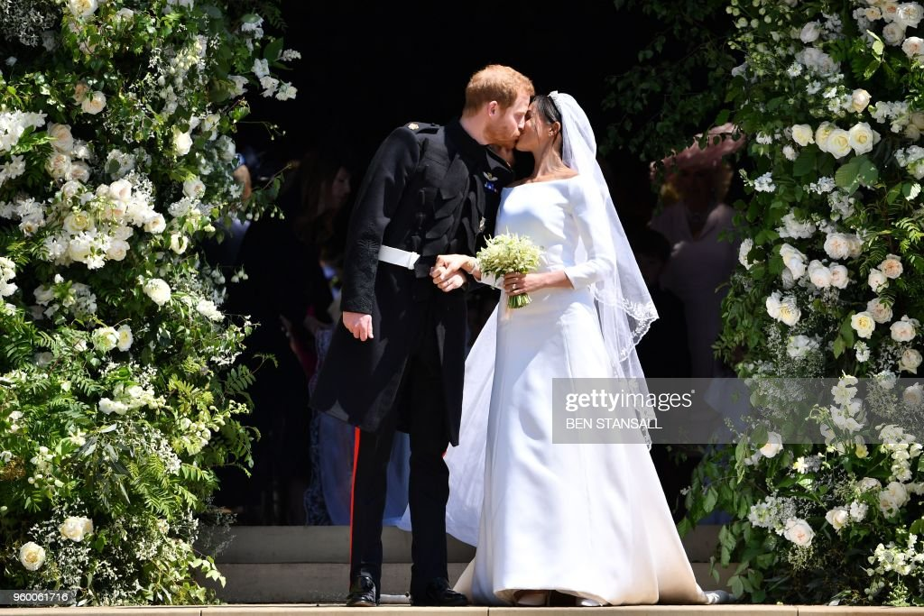 Prince Harry Marries Ms. Meghan Markle
