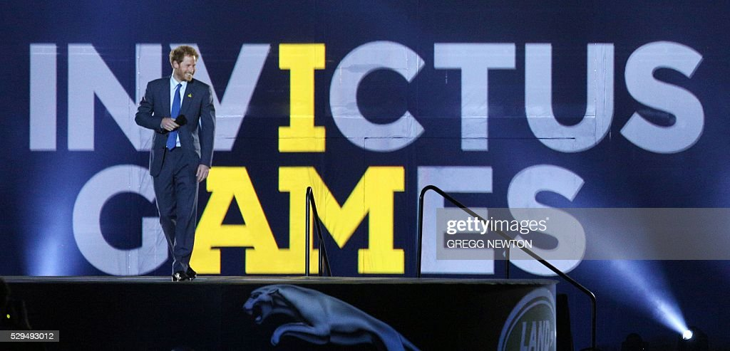 US-ATHLETICS-INVICTUS GAMES : News Photo