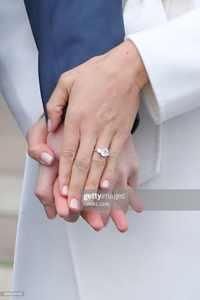 BRITAIN-ROYALS-MARRIAGE : News Photo
