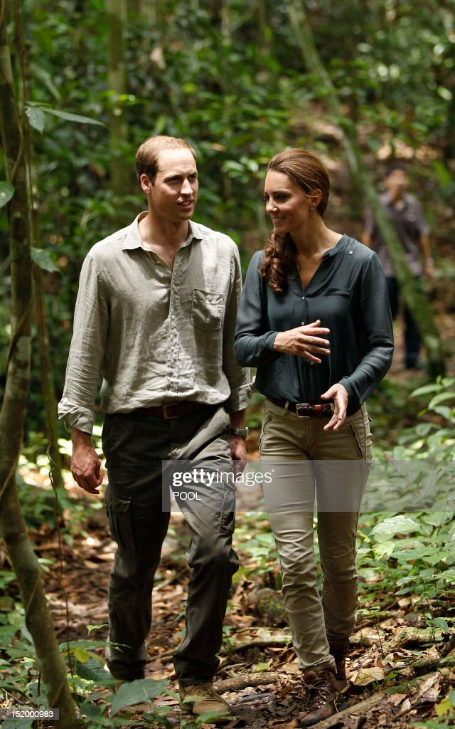 MALAYSIA-BRITAIN-ROYALS : News Photo
