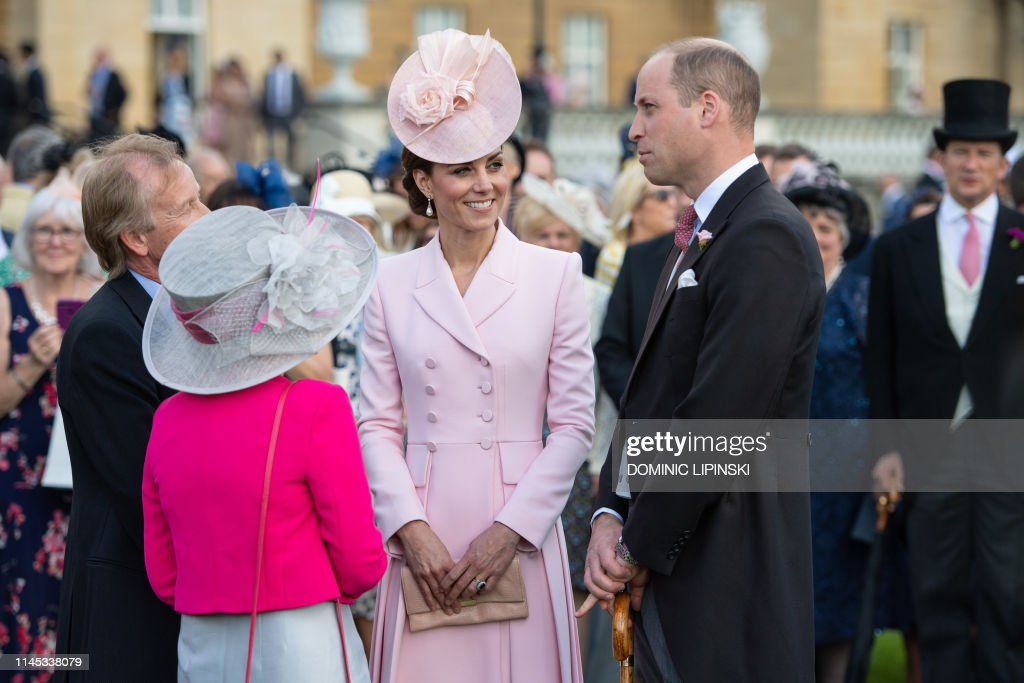 BRITAIN-ROYALS : News Photo
