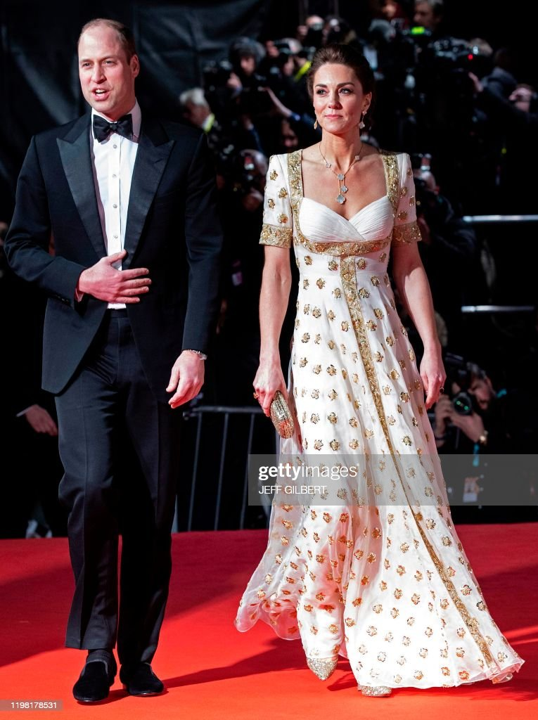 BRITAIN-ENTERTAINMENT-FILM-AWARDS-BAFTA : Foto di attualità