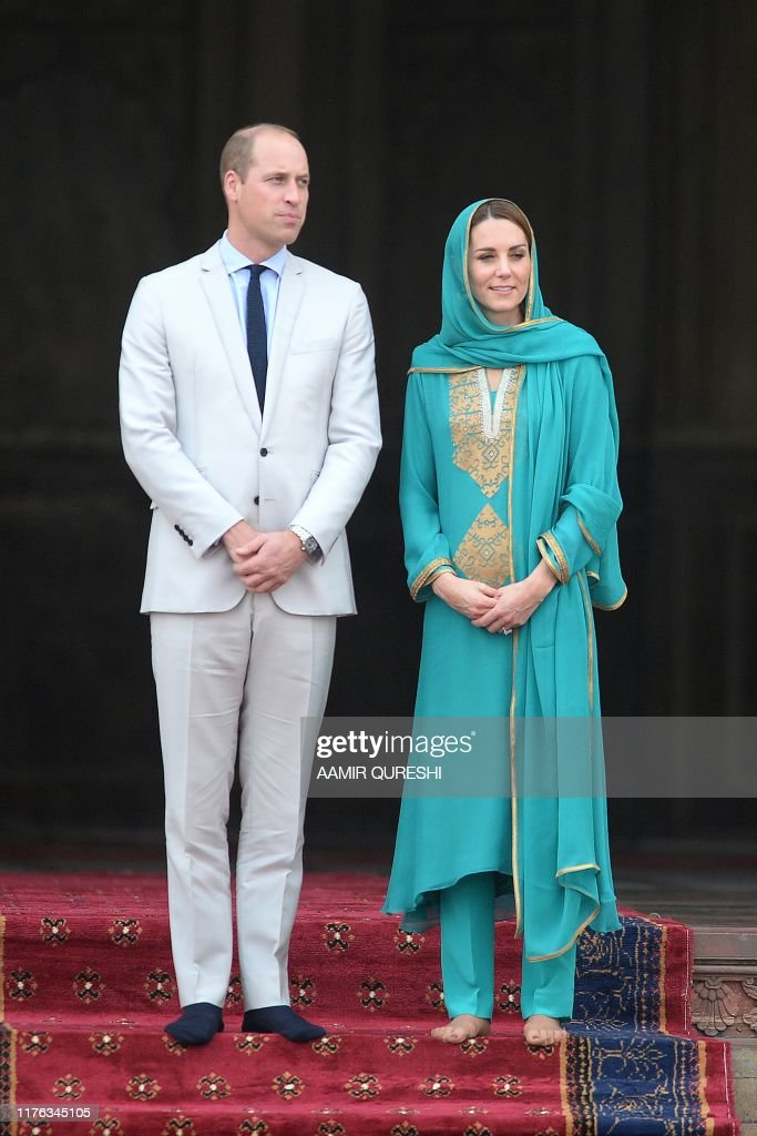 PAKISTAN-BRITAIN-ROYALS-DIPLOMACY : Foto jornalística