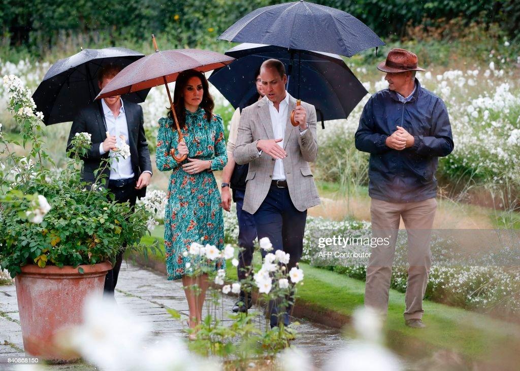 BRITAIN-ROYALS-DIANA : News Photo