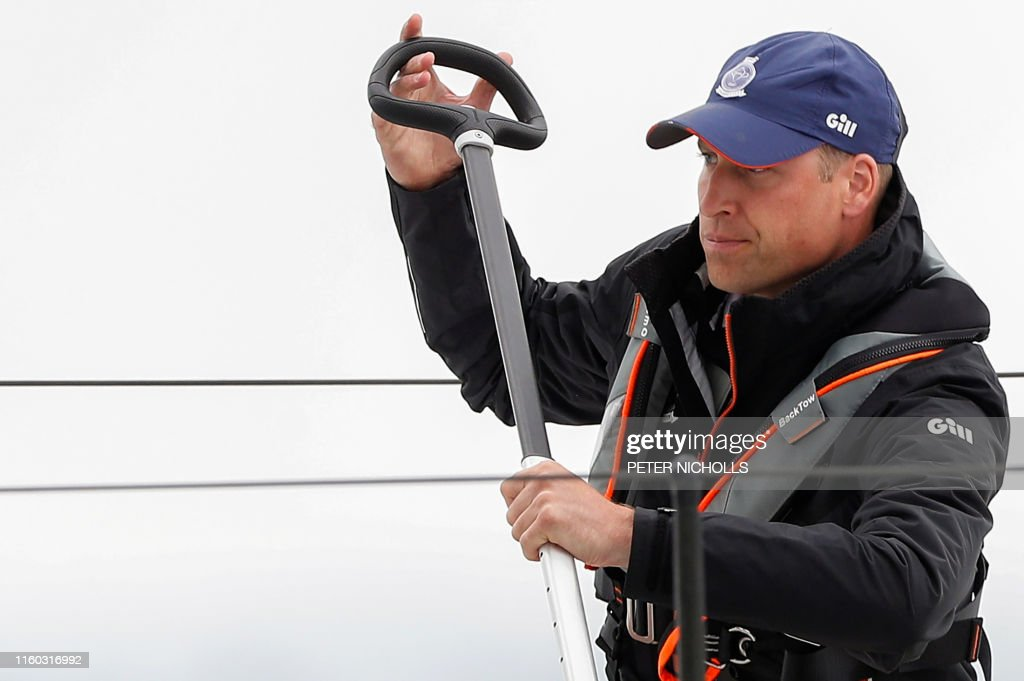SAILING-ROYAL : News Photo