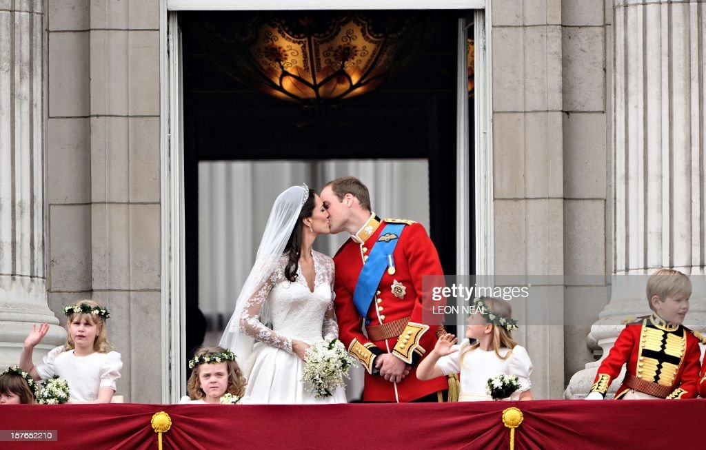 BRITAIN-ROYALS-MARRIAGE : News Photo