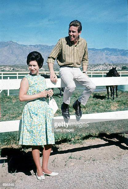 Britains Princess Margaret and Lord Snowdon visit a ranch in 1965 in Arizona Princess Margaret died peacefully in her sleep at 130 am EST at the King...