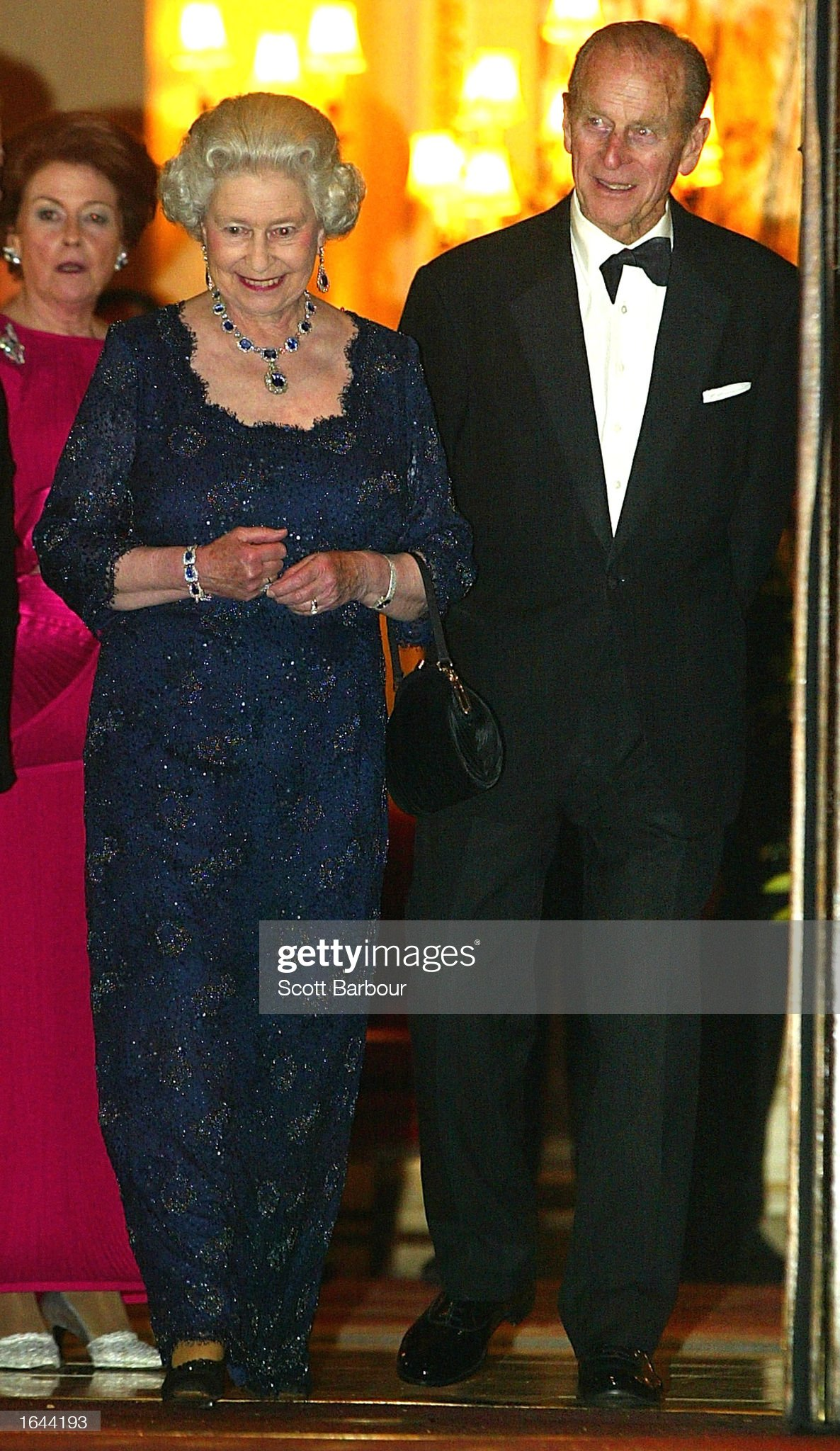 Queen's Party of Thanks : News Photo