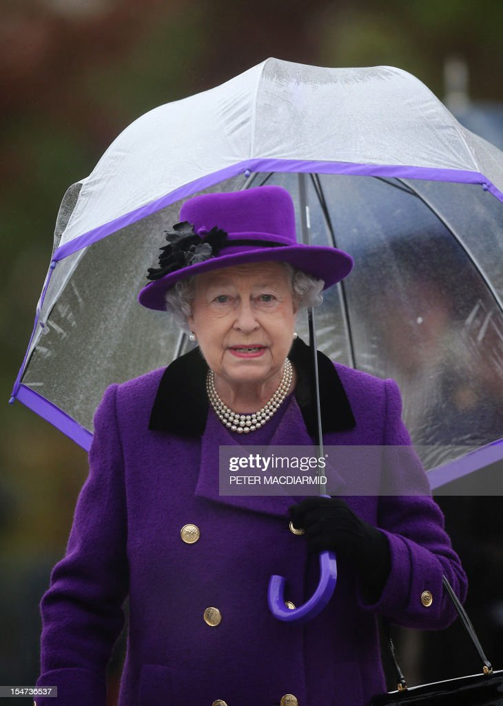 BRITAIN-ROYALS-JUBILEE : News Photo