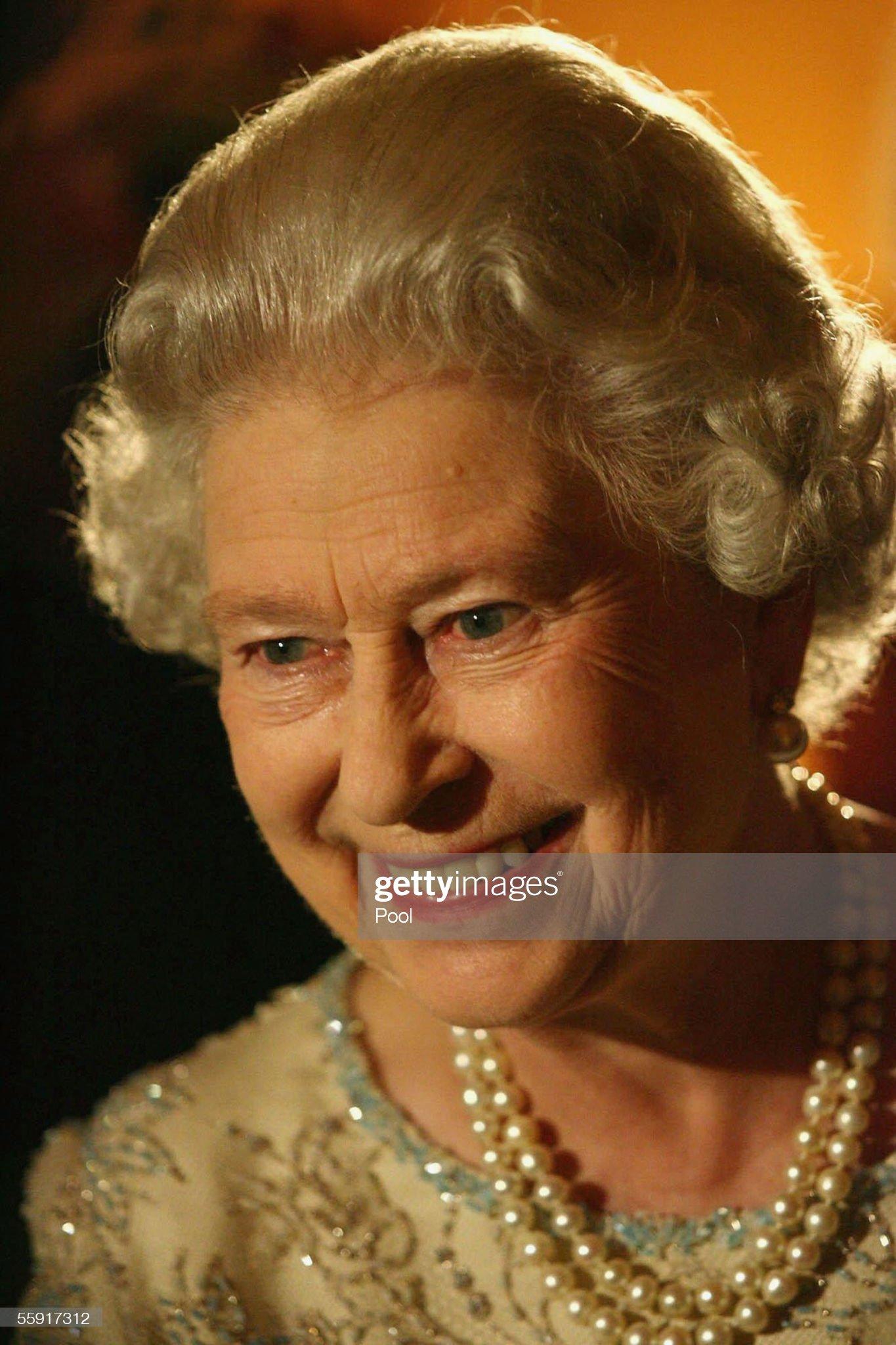 ITV's 50th Anniversary Royal Reception : News Photo
