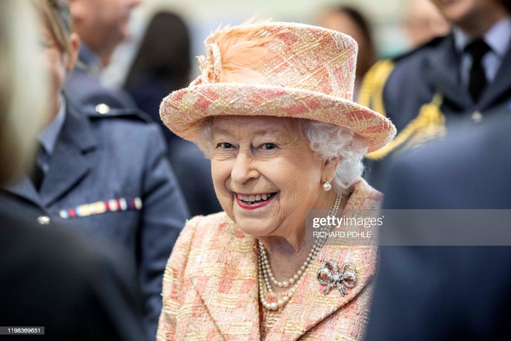 BRITAIN-DEFENCE-ROYALS : News Photo