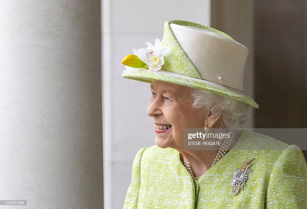 BRITAIN-AUSTRALIA-ROYALS : News Photo