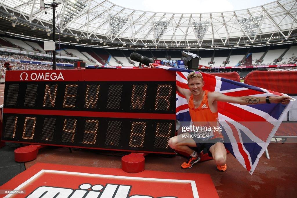 London - IAAF Diamond League 2018