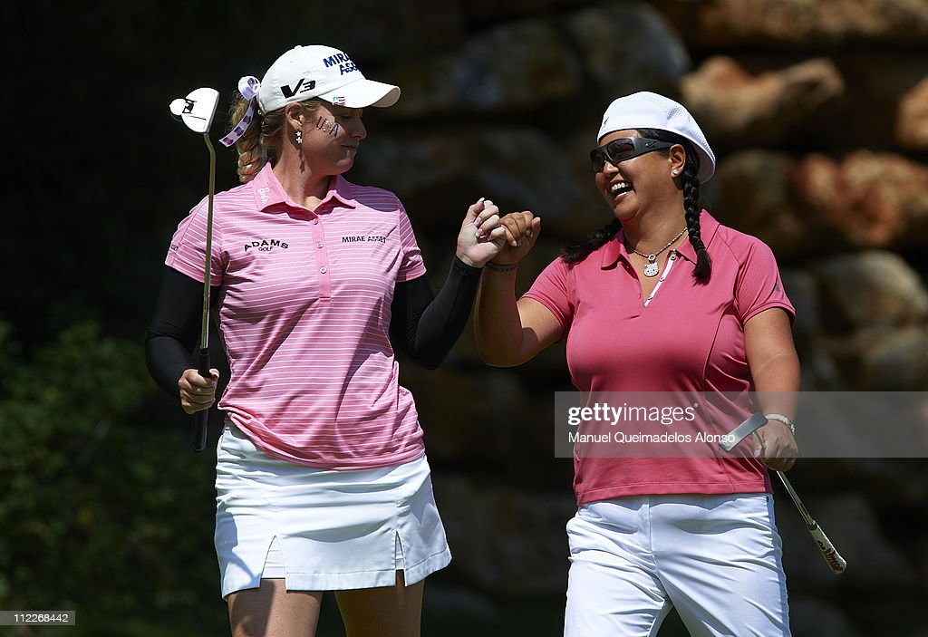 European Nations Ladies Professional Golf Cup - Day Three