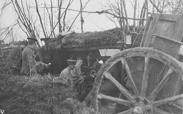 British Front, Belgium, 1914  Pictures   Getty Images