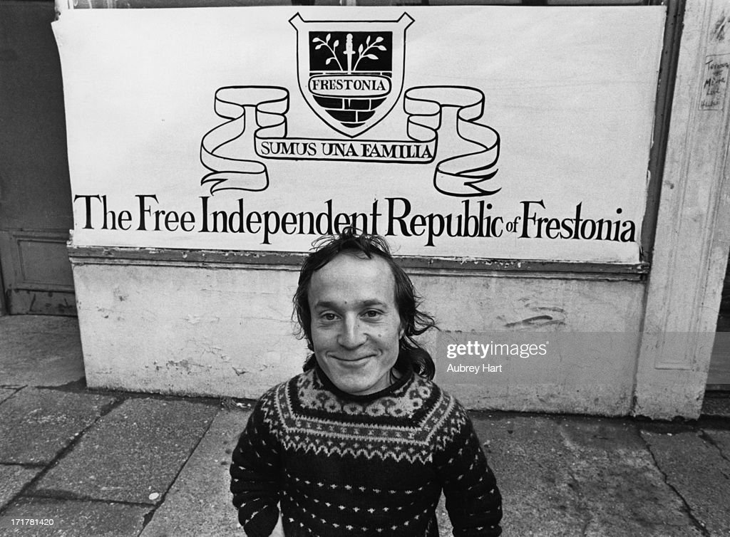 The Free Independent Republic Of Frestonia : News Photo