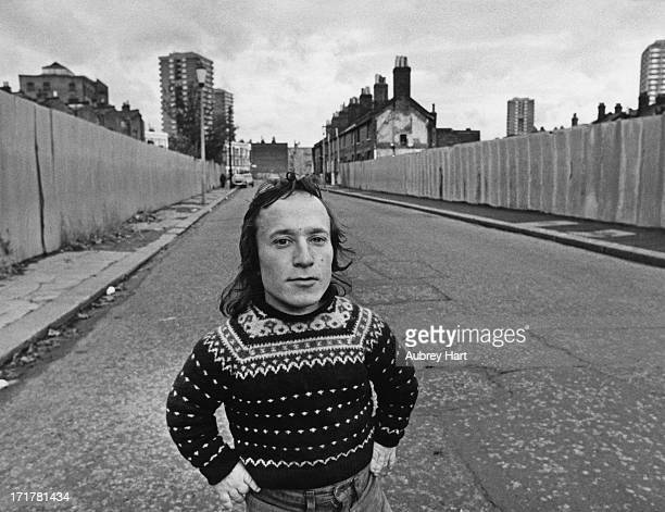 British actor Actor David Rappaport poses as the Minister of State for Foreign Affairs of Frestonia London 2nd November 1977 Frestonia is the name...