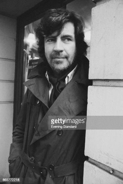 British actor Alan Bates UK 11th August 1978
