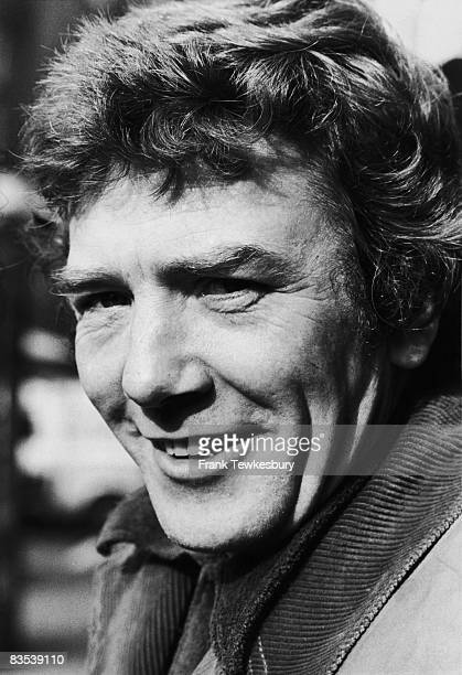 British actor Albert Finney in London for the announcement of the Oscar nominations 25th February 1975 He received a Best Actor nomination for his...