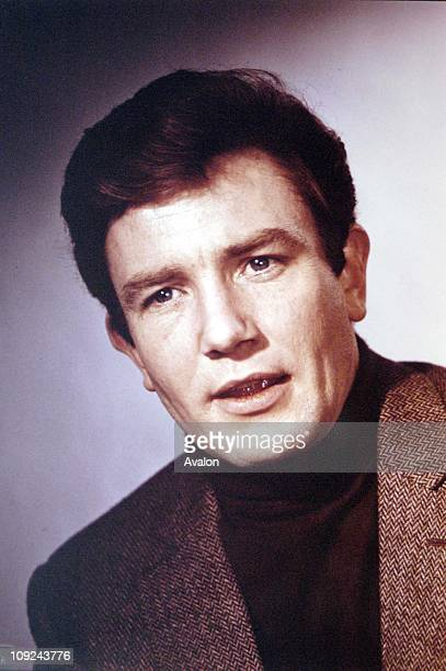 British Actor Albert Finney