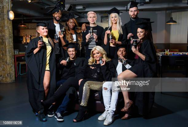 British actor and comedian Tom Rosenthal and queen of reality TV Gemma Collins are joined by eight fellow cast members of new MTV reality series...