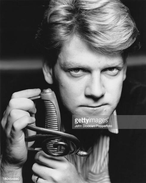 British actor and director Kenneth Branagh 1990