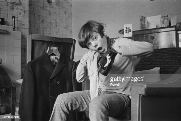 British actor and singer Jack Wild UK 26th September 1968