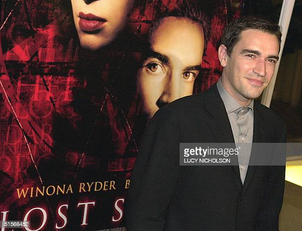 British actor Ben Chaplin poses at the premiere of his new film Lost Souls in Hollywood 11 October 2000 The film is the directorial debut of...