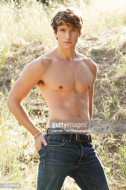 British actor Benjamin Stone poses for Self Assignment on June 1 in Hollywood California
