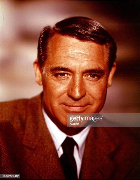British Actor Cary Grant Lives Hollywood