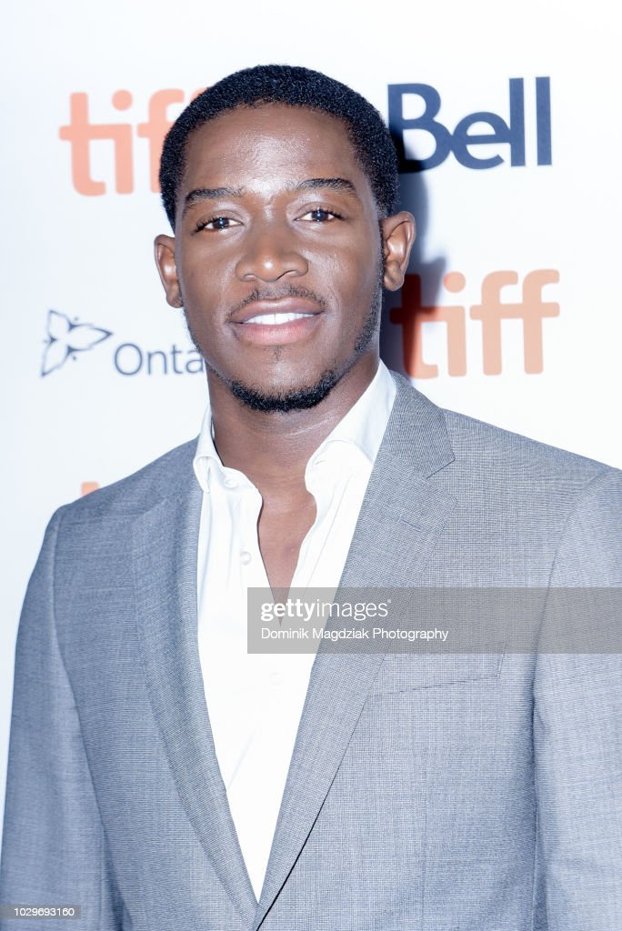 British Actor Damson Idris Attends The Quot Farming Quot Red