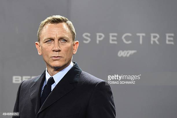 7 299 Spectre 2015 Film Photos And Premium High Res Pictures Getty Images