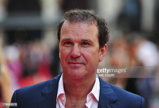British actor Douglas Hodge attends the world premiere of Diana in central London on September 5 2013 The film is a biopic of the late princess of...